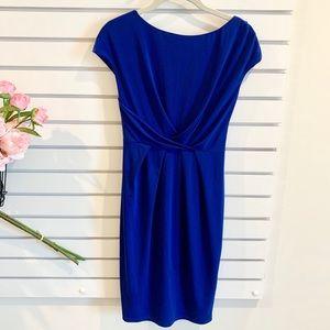 Eliza J jewel toned ruched dress